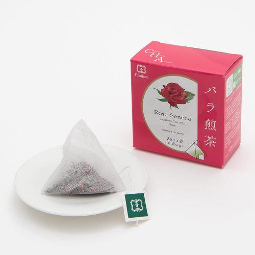 バラ煎茶セット5